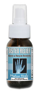 GOUT relief Herbal natural effective Spray 50ml Medico Herbs