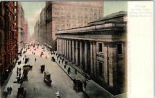 CHICAGO, IL Illinois LA SALLE Street Scene   c1900s  Early Curt Teich  Postcard