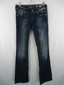 Miss Me Boot Cut Flare Jeans Size 27