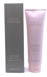 Mary Kay TimeWise Age Minimize 3D 4-N-1 Cleanser Combination to Oily Skin