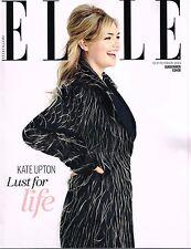 ELLE UK 09/2014 KATE UPTON Missy Rayder IRINA KULIKOVA @NEW@ Collectors' Cover
