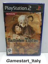 SUIKODEN TACTICS - SONY PS2 PLAYSTATION 2 - NEW SEALED - PAL VERSION