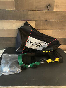 DONJOY Defiance Hinged Knee Brace Size L Large Right Leg PCL ACL MCL OA