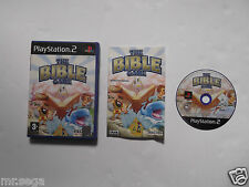 THE BIBLE GAME for PLAYSTATION 2 'VERY RARE & HARD TO FIND' ENGLISH