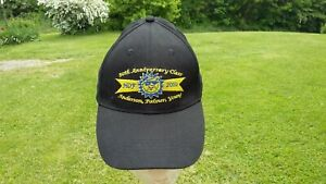 HAGERSTOWN SUNS 2010 HOF SGA JIM PALMER BRADY ANDERSON MICHAEL YOUNG HAT CAP