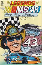 The Legends of NASCAR #2 Starring RICHARD PETTY 1991 Vortex Comics
