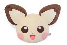 Pokemon I Love Pikachu + Series Raichu Face Cushion Pillow Plush Toy