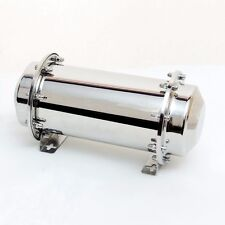 "10.2"" Stainless Steel Time Capsule Waterproof Lock Container Storage Future Gift"