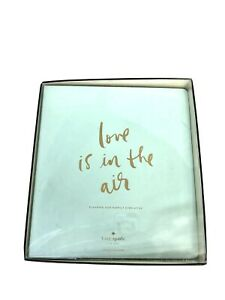 New Kate Spade Mint Gold Wedding Planner 3-Ring Binder Miss to Mrs. Book