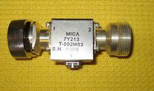 2,1 bis 2,4 GHz Zirkulator Isolator 7/16 Anschluss
