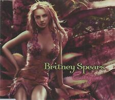 (-0-) EVERYTIME - BRITNEY SPEARS - CD SINGLE 4 TRACK EXCELLENT CONDITION (-0-)