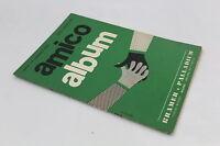 SPARTITO MUSICALE AMICO ALBUM12 BRANI 1961  OTTIMO [SQ-186]