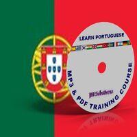 Learn To Speak fluent Portuguese Language Course DVD, MP3 &PDF,Portugal language