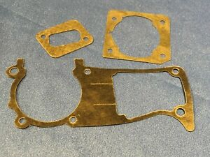 New Gasket Set for Husqvarna 340 350 353 345 346xp replaces 503 94 28-02