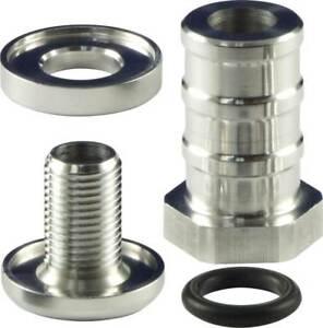 Revotec Self Sealing Hose Take Off Kit, 16mm Barbed / Push On Fitting (SST16K)