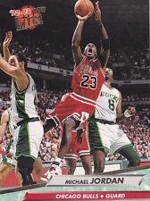 92-93 Fleer Ultra Basketball Michael Jordan Chicago Bulls Card #27