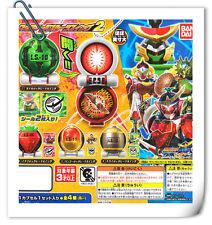 Bandai kamen masked rider 鎧武 lock seed fruit swing Round 2