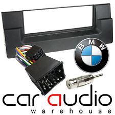 Autoleads BMW X5 E53 1999 - 2008 Car Stereo Radio Fascia Fitting Kit 1