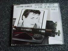 Morten Harket-Burning out again Maxi CD-Germany-AHA