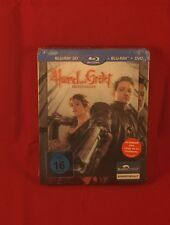Hansel and Gretel 3D/2D Blu Ray Steelbook magnetic Lenticular Cover