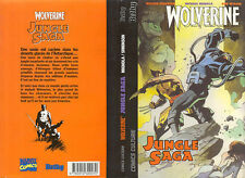 Marvel France  WOLVERINE jungle saga