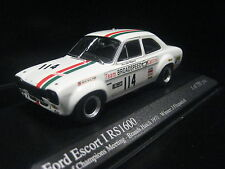 Ford Escort I RS 1600 #114 Winner Brands Hatch 1971 1:43 Minichamps neu & OVP