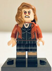 3 CUSTOM skirt capes for your Lego Scarlet Witch minifig NO MINIFIGURE