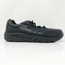 Brooks Mens Addiction Walker 1100392E001 Black Running Shoes Lace Up Sz 12.5 2E