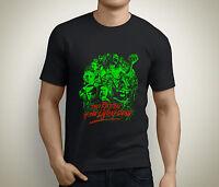 New Return of the Living Dead 80's Horror Movie Men's Black T-Shirt Size S-5XL