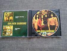 CD GOLDEN EARRING 1970 - TOGETHER 1972 - 17 TRACKS - AUSTRALIA - 2003