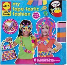 Preschool Craft Ideas Alex Little Hands Tape-Tastic Fashion Craft Supply Kit Fun