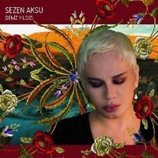 """SEZEN AKSU """"DENIZ YILDIZ"""" CD 14 TRACKS NEU"""