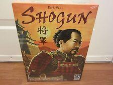 SHOGUN   Queen Games  (Dirk Henn)   2006   FACTORY SEALED    NEW