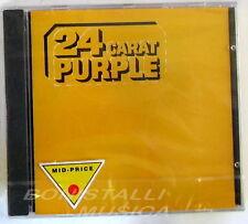 DEEP PURPLE - 24 CARAT PUPLE - Master of Rock - CD Sigillato