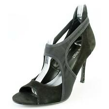 Nine West Suede Upper Material Peep Toe Shoes for Women