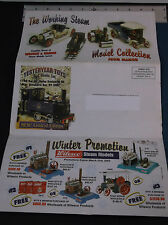 COLLECTIBLE 2003 WILESCO - MAMOD WORKING STEAM MODELS BROCHURE *VG-COND*