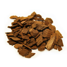 American Oak Chips Medium Roasted 100g For Home Brew Beer, Spirits, Wine Making