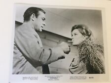 Original JAMES BOND THUNDERBALL 8x10 Black and White Promotional Still 1965