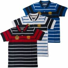 Abbigliamento per bambini dai 2 ai 16 anni polo misto cotone