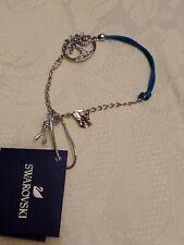 Swarovski Symbolic Tree of Life Bracelet Blue Rhodium -5521494