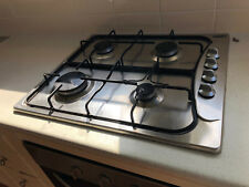 Damani Italian Made Stainless Steel 60CM GAS Cooktop