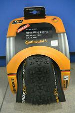 "CONTINENTAL RACE KING 26/"" FALT REIFEN 2.20/"" MTB TLR MOUNTAIN BIKE FAHRRAD 55-559"