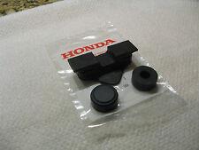 Honda FUEL GAS TANK RUBBER MOUNTS SET TL125 XL100 XL125 GENUINE OEM