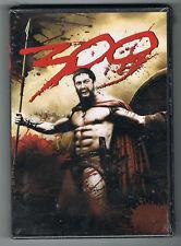 300 - ZACK SNYDER - GERARD BUTLER & DOMINIC WEST - DVD NEUF NEW