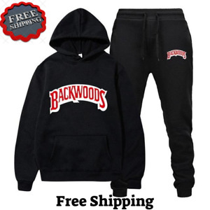 Original Top Quality Men's Set Backwoods Hoodie For Unisex Adults