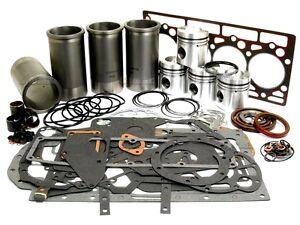 ENGINE OVERHAUL KIT FOR INTERNATIONAL 574 674 684 685 TRACTORS