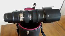 Nikon Nikkor AF-S 70-200mm F/2.8 VR E FL ED Lens
