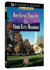 NEW How Great Thou Art & Climb Every Mountain (DVD)