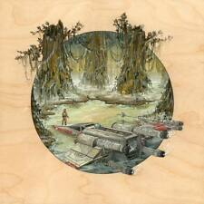 I'M LOOKING FOR SOMEONE - Giclee Print by NICOLE GUSTAFSSON - xxx/150 -STAR WARS