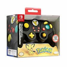 Nintendo Switch PdP controller Pokemon Piachu  Super Smash Bros BRAND NEW !